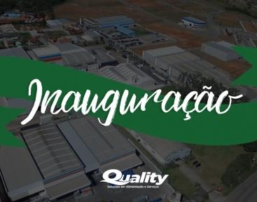 Inauguração em Vargem Grande!