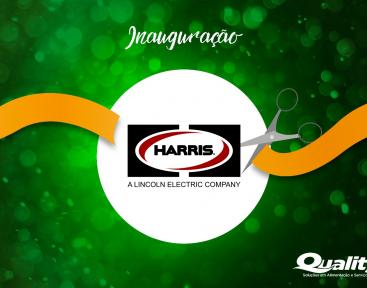 Inauguração Harris - Brastak