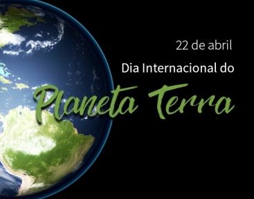Dia Internacional do Planeta Terra