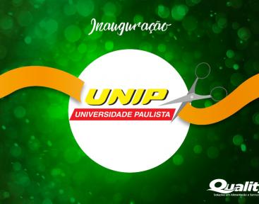 Inauguração Lanches - UNIP