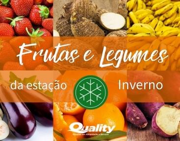 8 frutas e legumes típicos do inverno