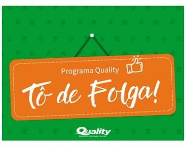 "Programa ""Quality, Tô de Folga!"""